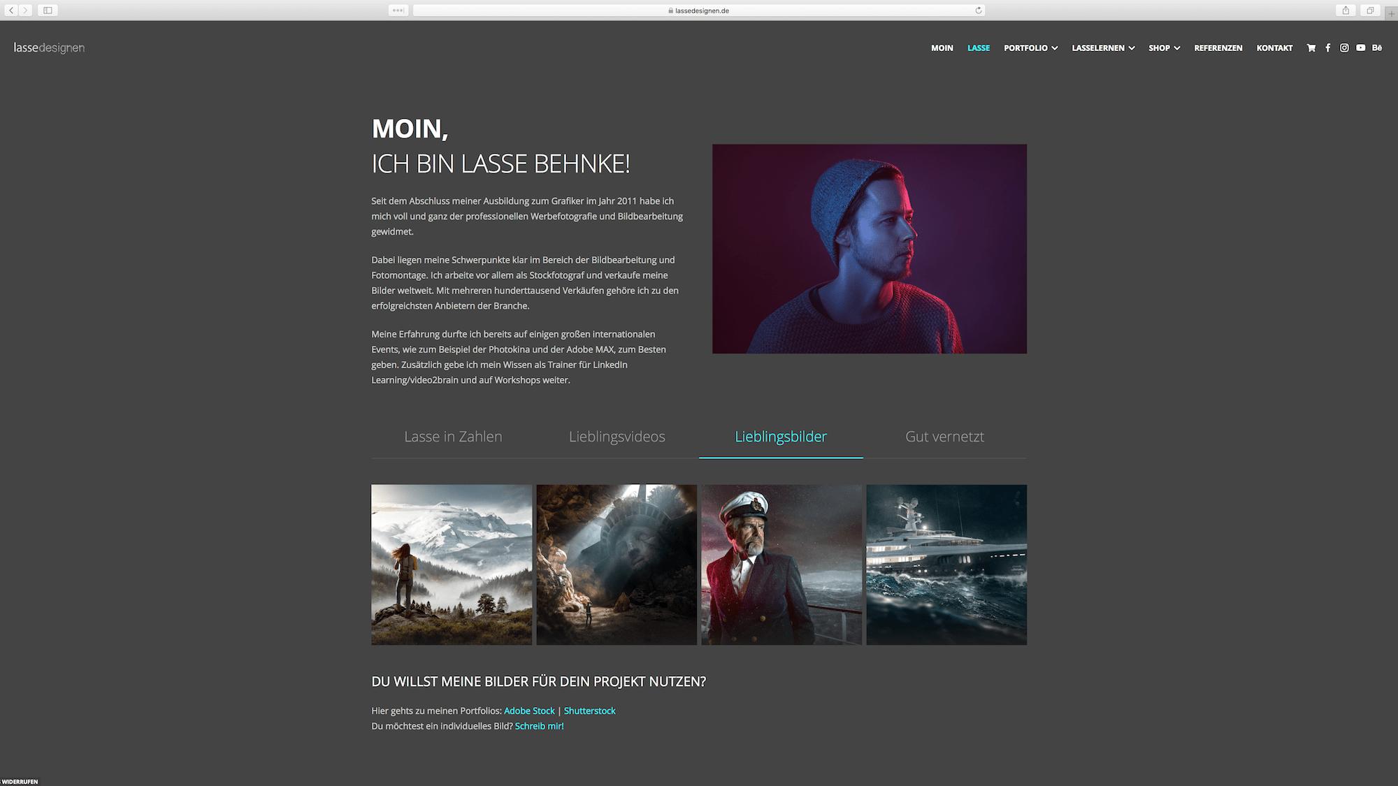 jung und billig werbeagentur lassedesignen fotografie webdesign3 - Lassedesignen