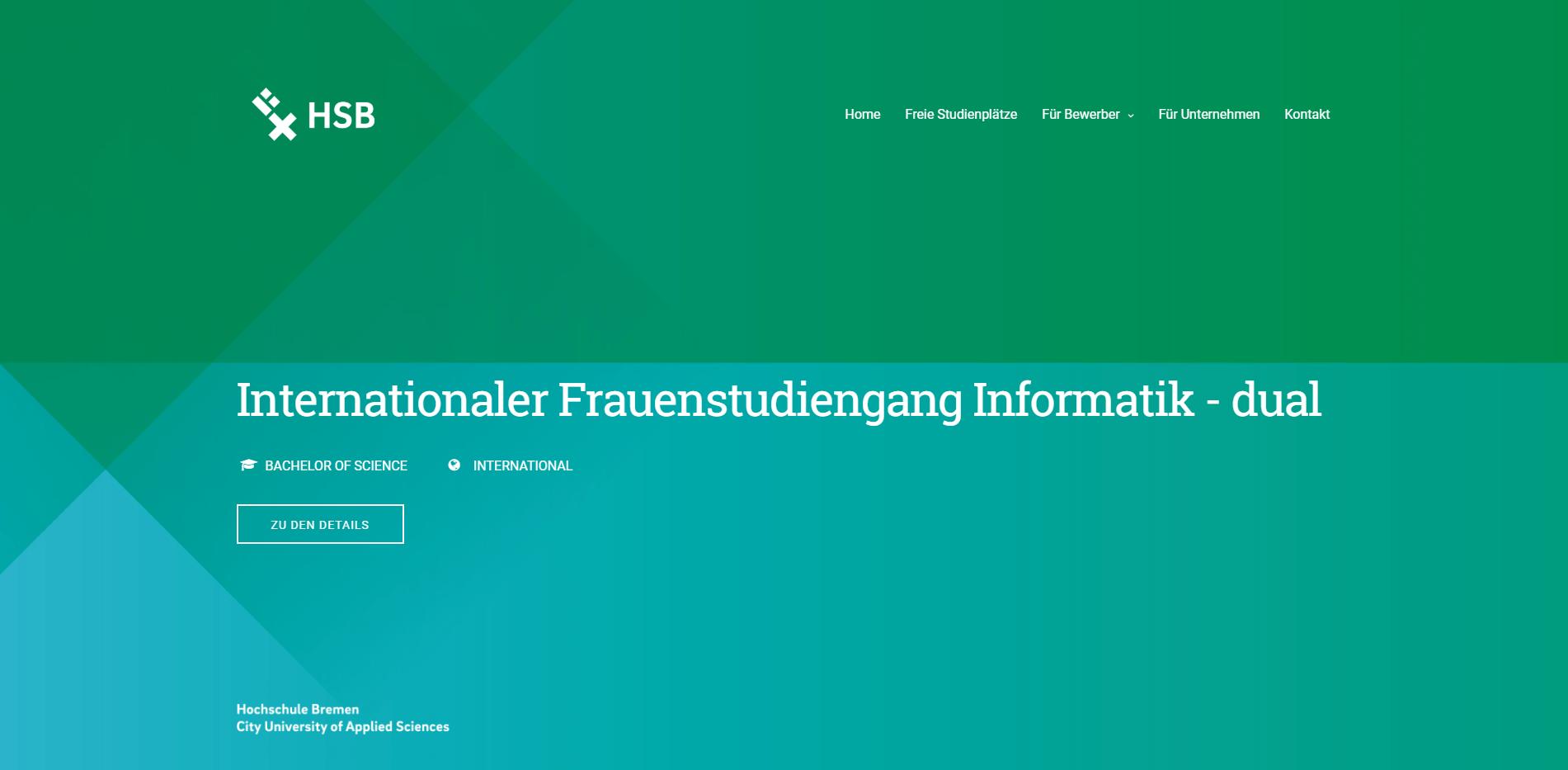 wordpress seite hsbremen 2 - Hochschule Bremen - Fakultät 4